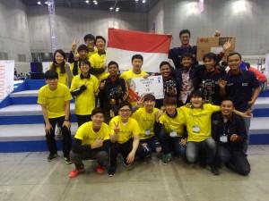 Alfarobi Team 2015