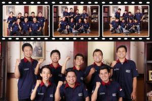 Alfatih Team GMFC UGM 2015 l