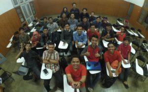 Foto Kelas Elektronika 2013