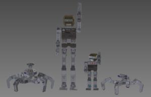 Kumpulan Robot Fahmizal